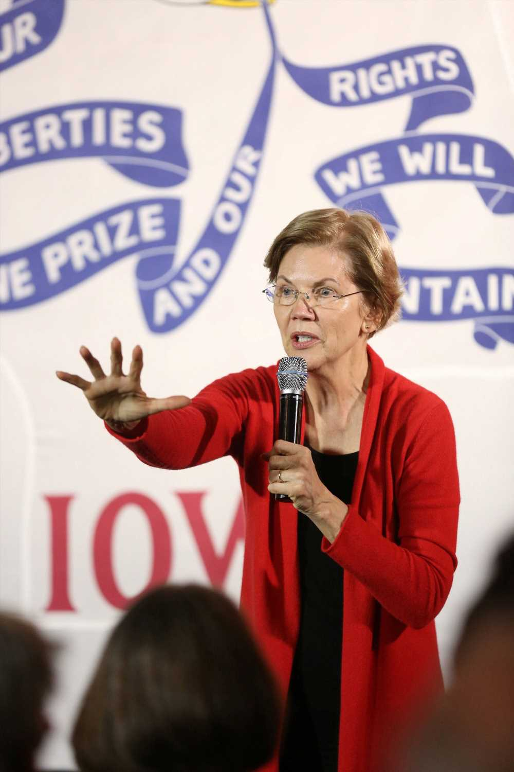 Sanders Surge as Iowa Votes Today Dislodges Warren From